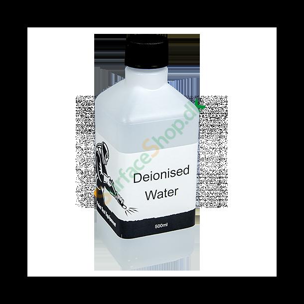 Deioniseret vand 500ml