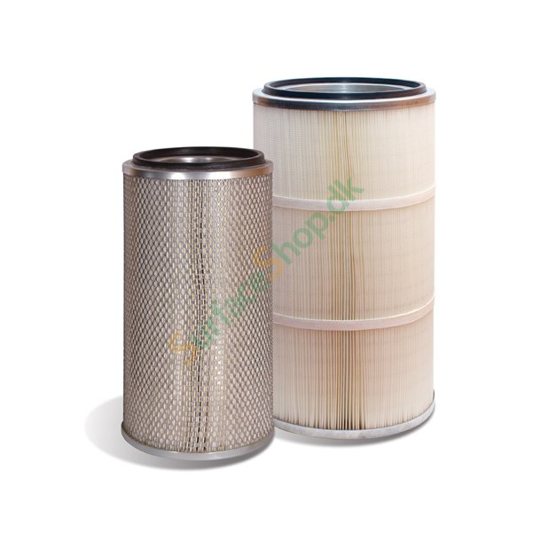 Patronfilter 11 m² polyester for CAB/ECO