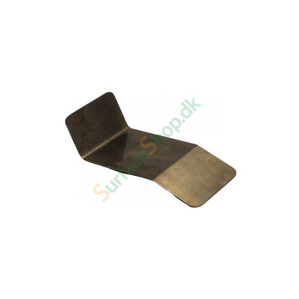 Spændefjeder for TSMII/IV bred 50 mm, topplade